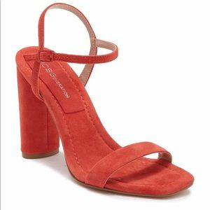 ilsie block heel sandal BCBGeneration